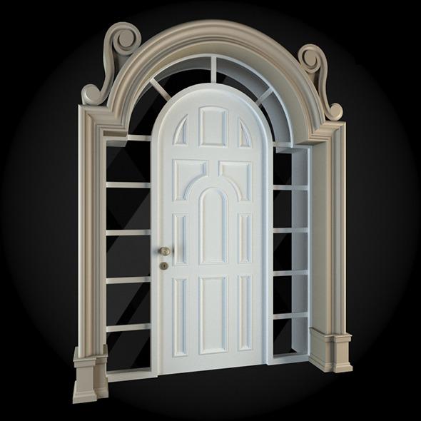 3DOcean Door 048 6134098
