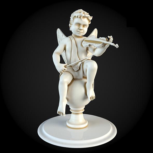 012_Sculpture - 3DOcean Item for Sale