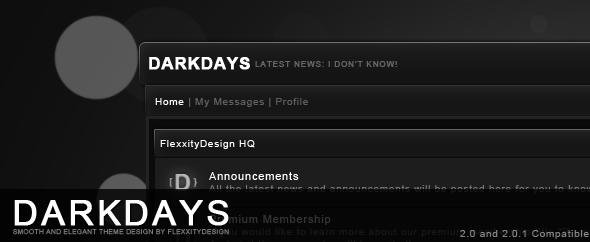 DarkDays For SMF 2.0