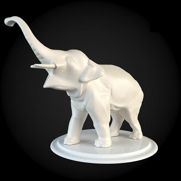 3DOcean 018 Sculpture 6134358