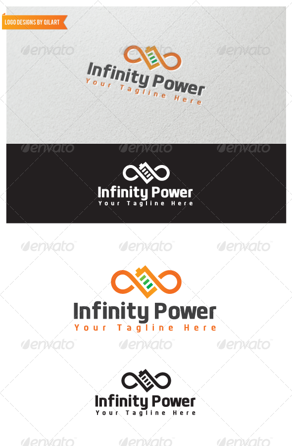 GraphicRiver Infinity Power 6132024
