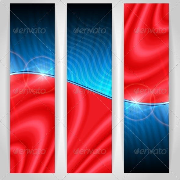GraphicRiver Abstract Colorful Banner 6134736
