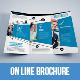 Online/Content Marketing Brochure - GraphicRiver Item for Sale