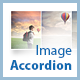 Pure CSS Image Accordion on Hover (horizontal)