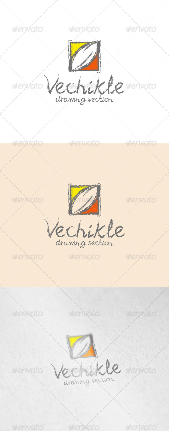 GraphicRiver Vechikle Logo 6136204