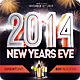 2014 New Years Eve Flyer Template - GraphicRiver Item for Sale
