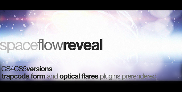 After Effects Project - VideoHive Spaceflow reveal 640851