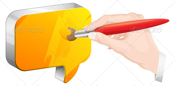 GraphicRiver Design Communication Illustration 6137114