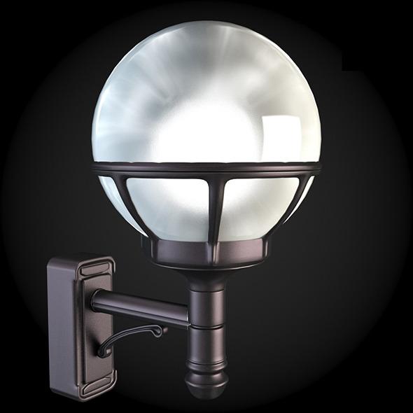 3DOcean 010 Street Light 6138074