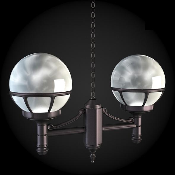 3DOcean 011 Street Light 6138097