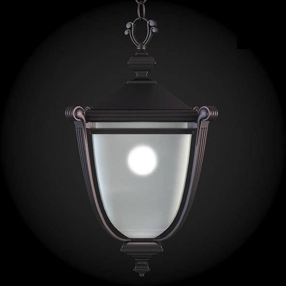 3DOcean 014 Street Light 6138123