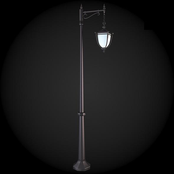 3DOcean 015 Street Light 6138136