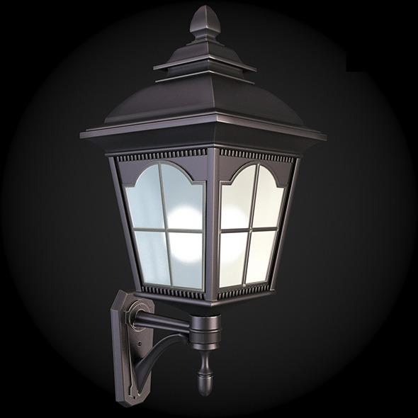 016_Street_Light - 3DOcean Item for Sale