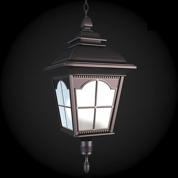 3DOcean 017 Street Light 6138298