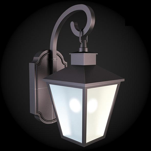 3DOcean 020 Street Light 6138331