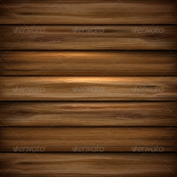GraphicRiver Illustrated Wood Parquet Texture 6138339