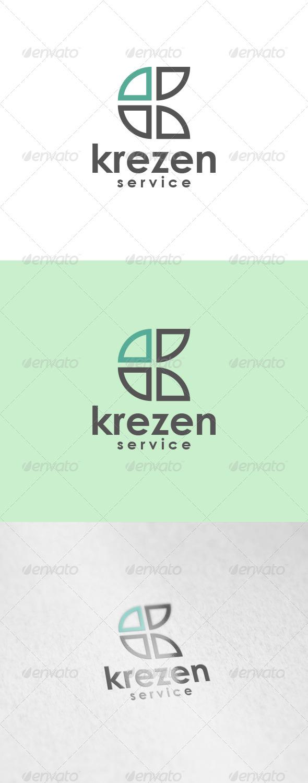 GraphicRiver Krezen Logo 6136101