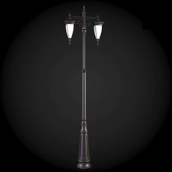 3DOcean 026 Street Light 6139193
