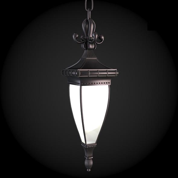 027_Street_Light - 3DOcean Item for Sale