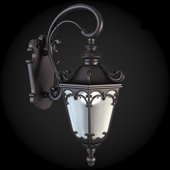 3DOcean 028 Street Light 6139280