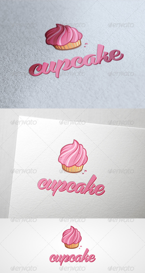 GraphicRiver Cupcake 6139970