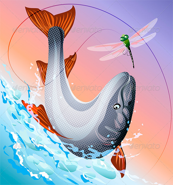 GraphicRiver Redsalmon 6139979