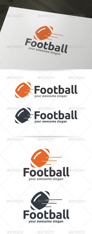 GraphicRiver Football Logo 6139981