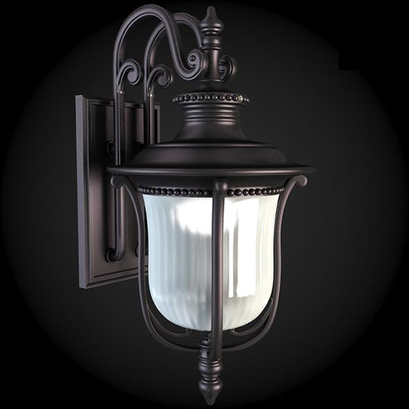 3DOcean 031 Street Light 6140170