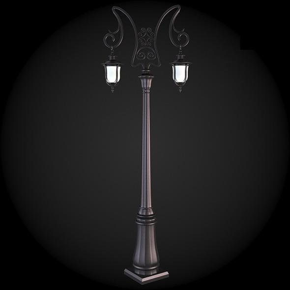 3DOcean 033 Street Light 6140221