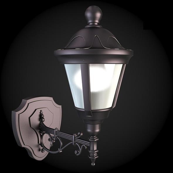 037_Street_Light - 3DOcean Item for Sale