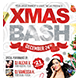Xmas Bash 2 | Flyer + FB Cover - GraphicRiver Item for Sale