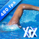 Swimming Freestyle - VideoHive Item for Sale