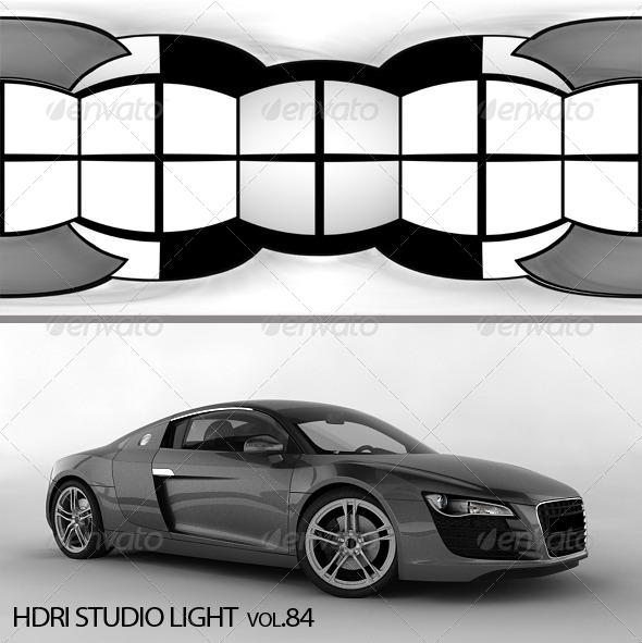 HDRI_Light_84 - 3DOcean Item for Sale