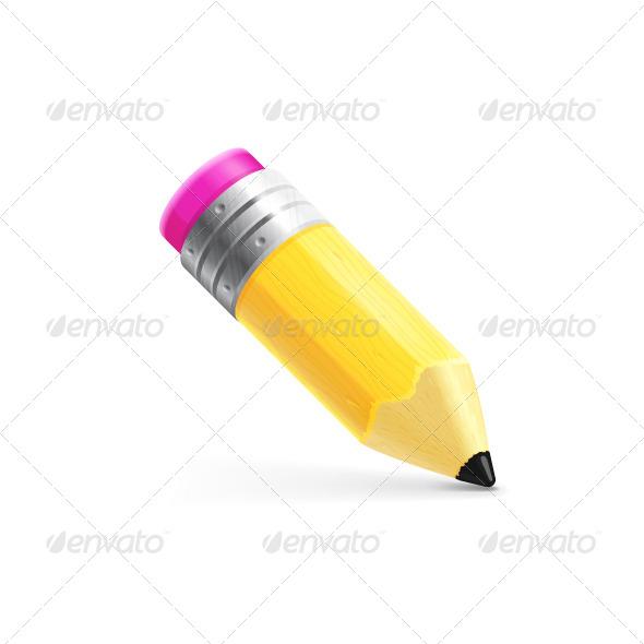 GraphicRiver Pencil 6144642
