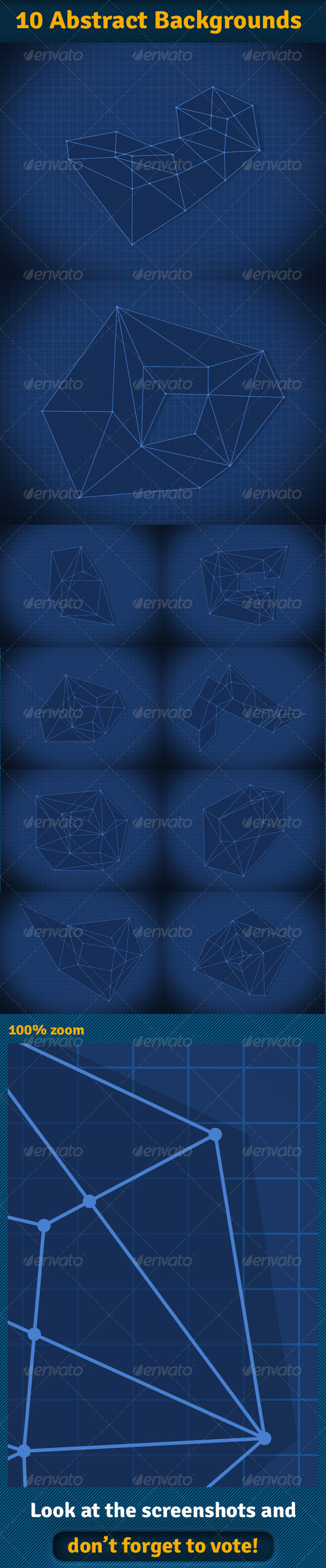 GraphicRiver Abstract Backgrounds 6144896