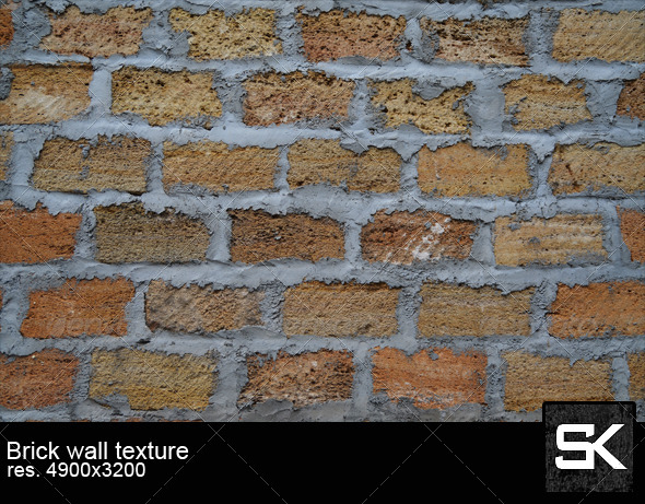 The Texture Of Brick Wall