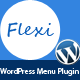 Flexi Menu WordPress Plugin (Menus) Download