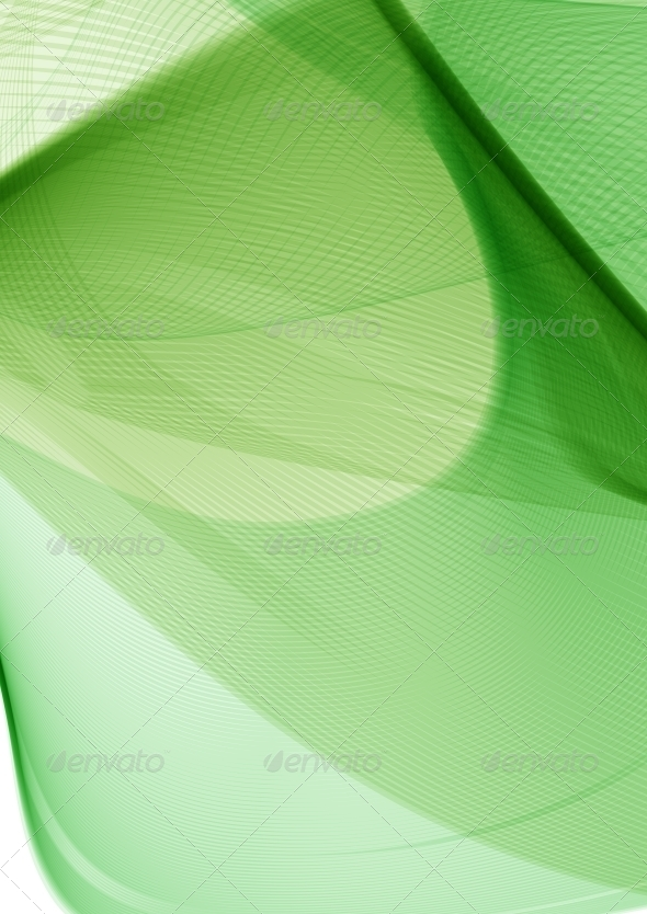 GraphicRiver Green Abstract Background 6146504