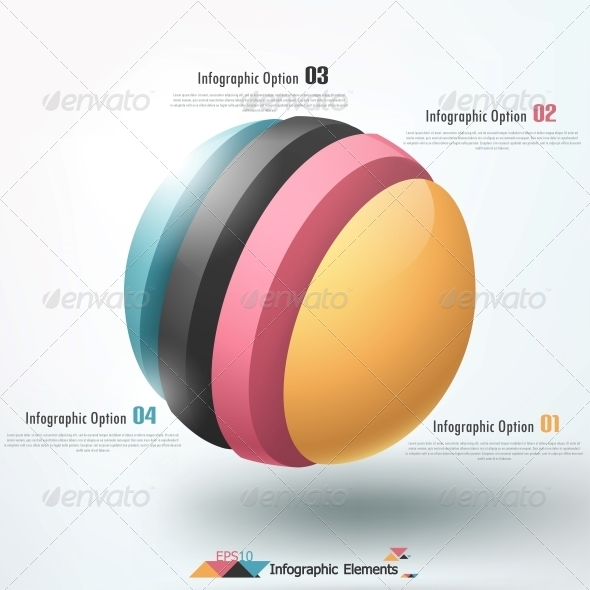 GraphicRiver Modern Infographics Options Banner 6146904