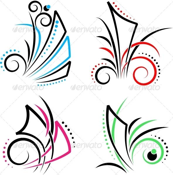 GraphicRiver Swirl 6146984