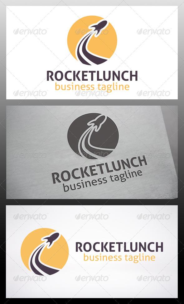 GraphicRiver Rocket Logo 6147015