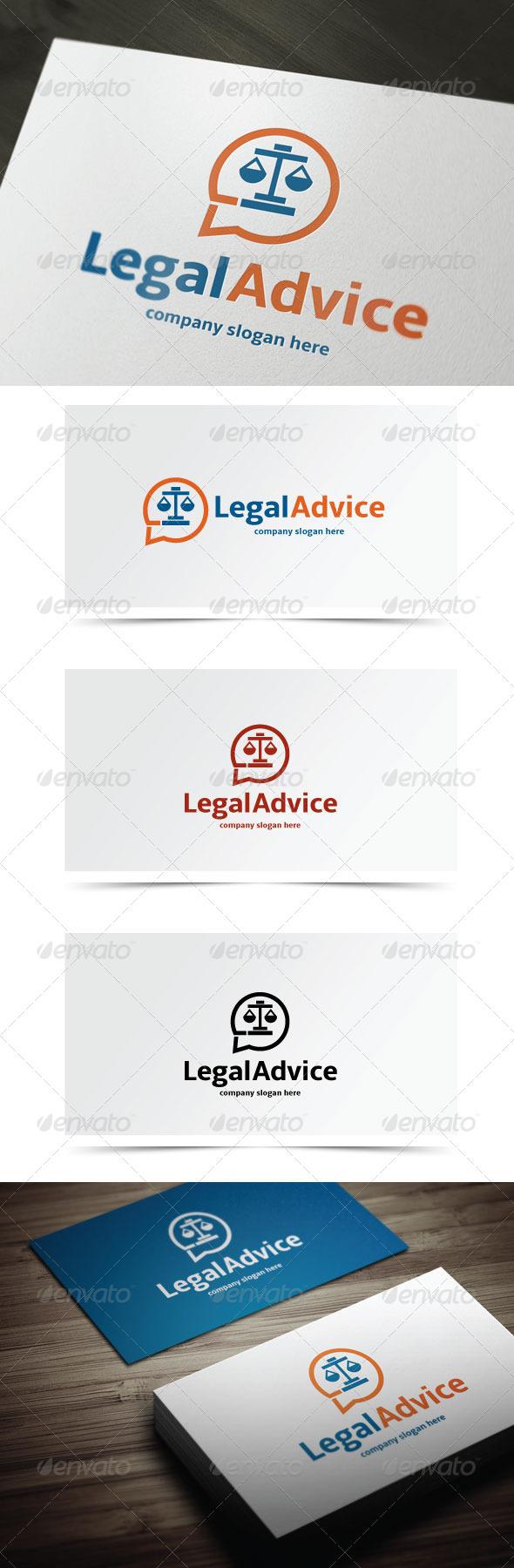 GraphicRiver Legal Advice 6147531