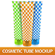 Cosmetic Tube Mockup - GraphicRiver Item for Sale