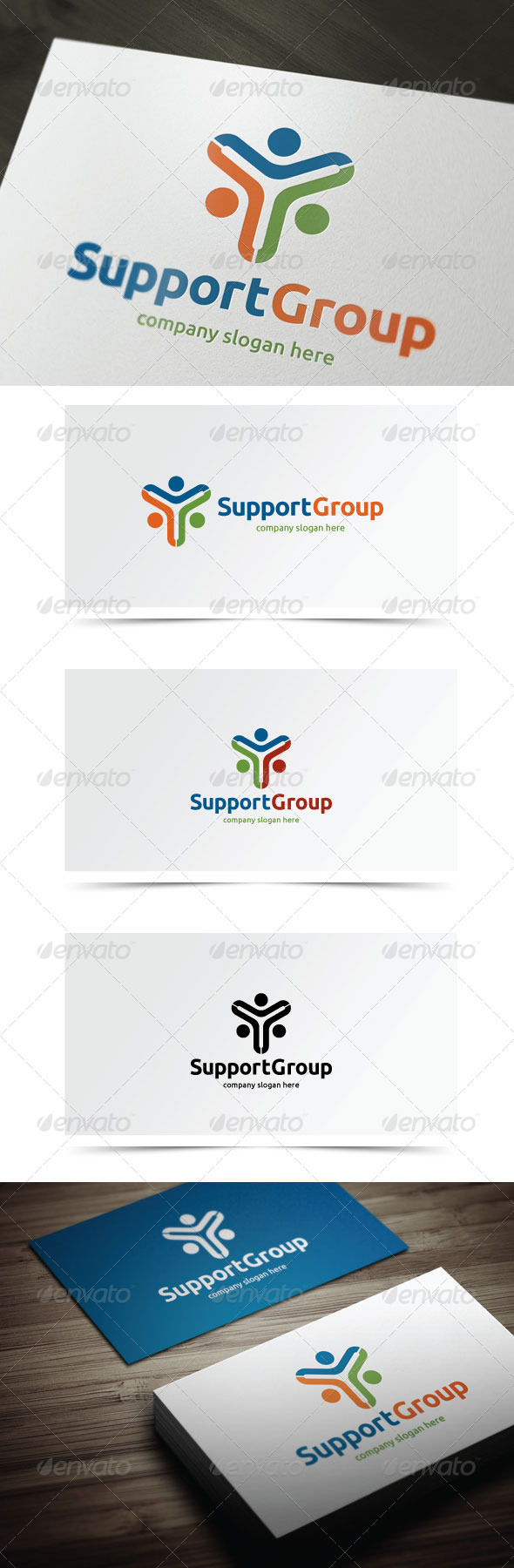 GraphicRiver Support Group 6147546
