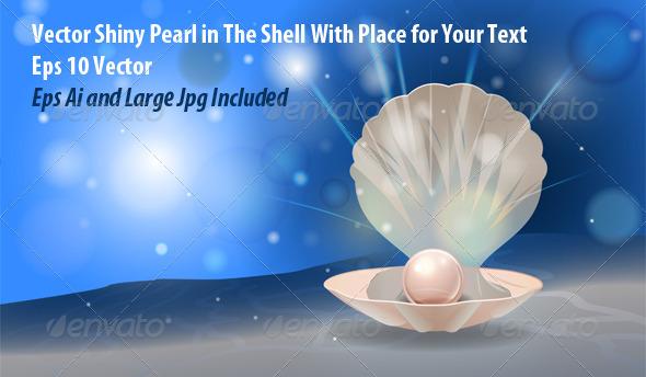 GraphicRiver Pearl Shell 6148159