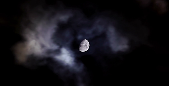 Moon In The Clouds 2