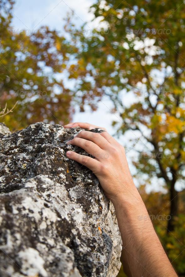 Climber - Stock Photo - Images