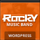 Rocky- Event & Music Band Theme