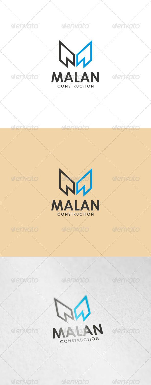 GraphicRiver Malan Logo 6150432