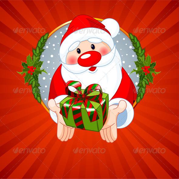 GraphicRiver Santa Claus 6150521